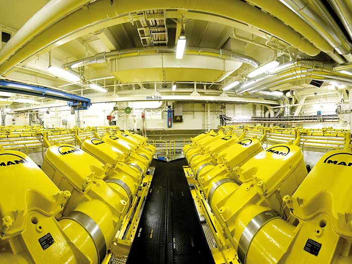 MAN Diesel & Turbo engines for three more cruise ships ...