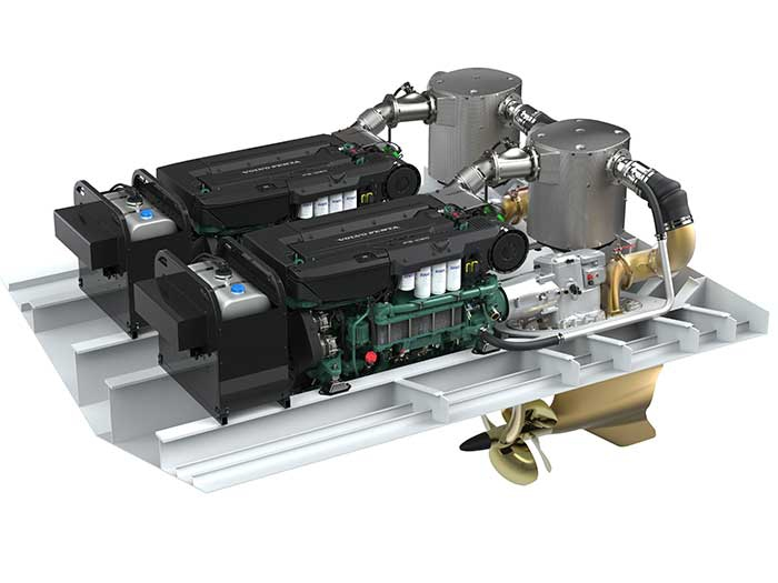 volvo penta launches tier iii engine and aftertreatment