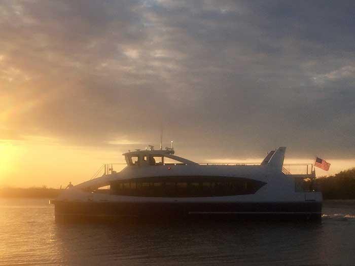 Horizon completes second NYC Ferry vessel - Marine Log