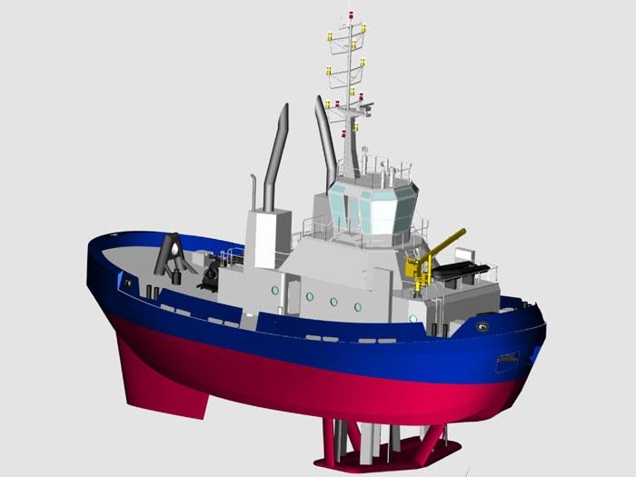 Zamakona Yards To Build Voith Schneider Tug For Haifa Marine Log