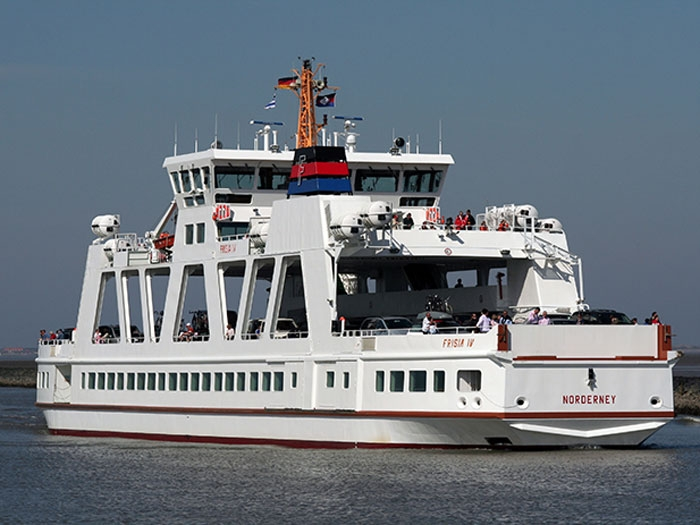 New Norderney ferry to have Voith Schneider Propellers