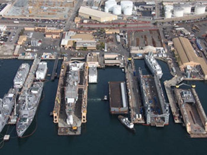 BAE San Diego shipyard gets $11 million Navy award - Marine Log
