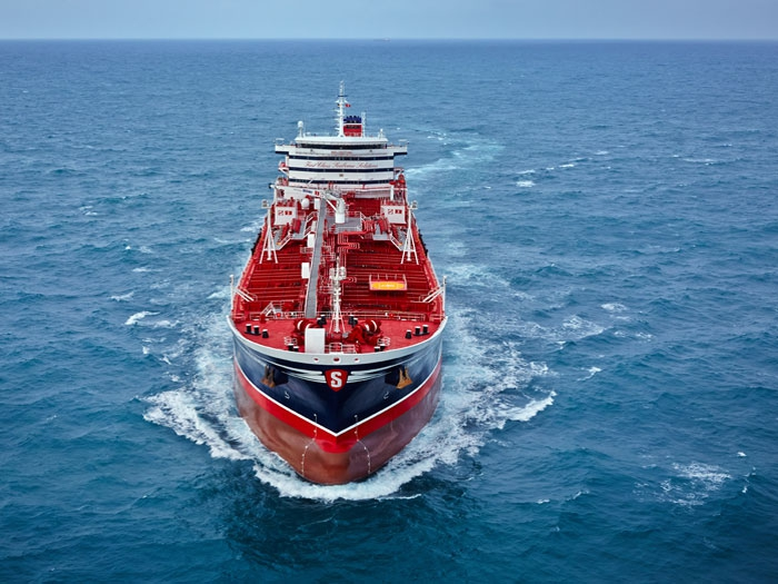 Guangzhou Shipbuilding delivers another tanker to Stena