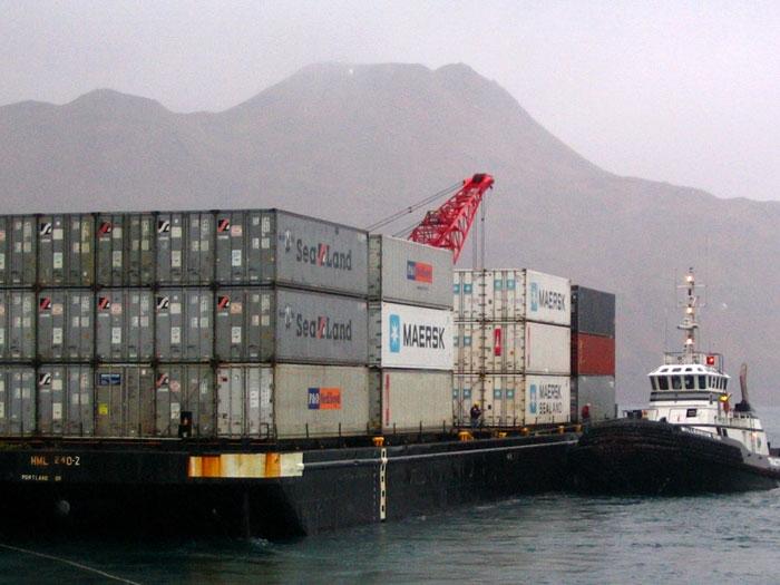 Marcon brokers sale of ocean deck barge - Marine Log