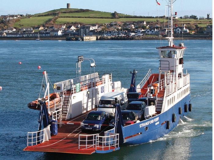 Northern Ireland Ferry To Have Voith Schneider Propulsion Marine Log