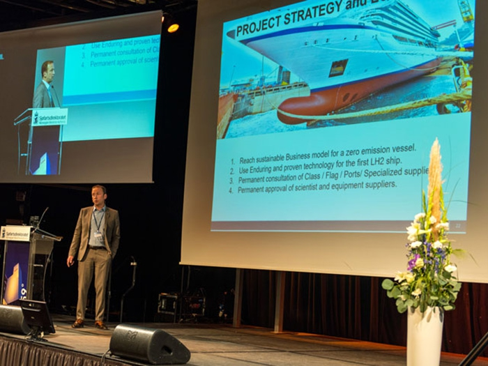 Viking Cruises unveils plans for hydrogen fueled cruise ship