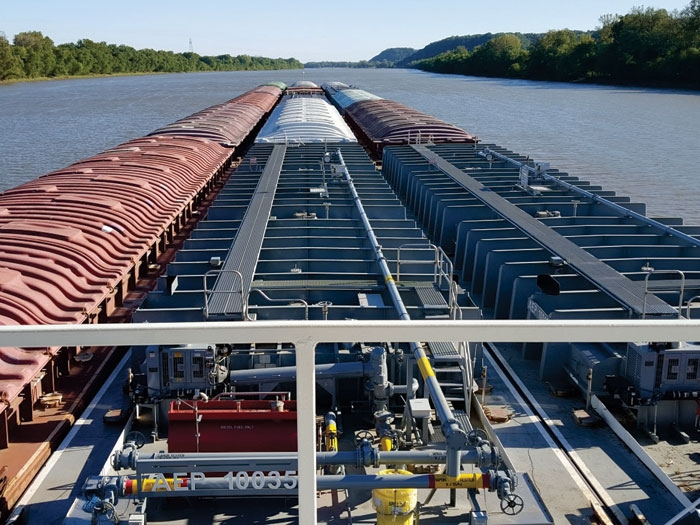 ACL completes acquisition of AEP River Operations - Marine Log