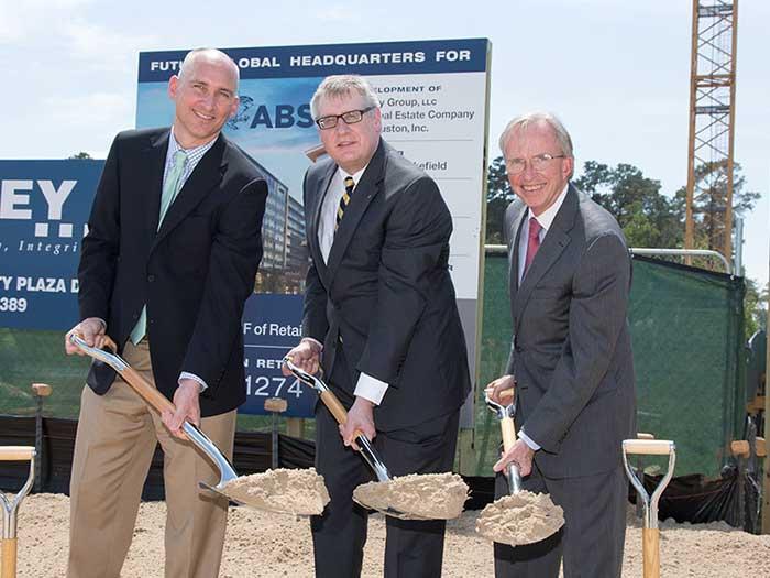 ABS breaks ground for new global headquarters - Marine Log