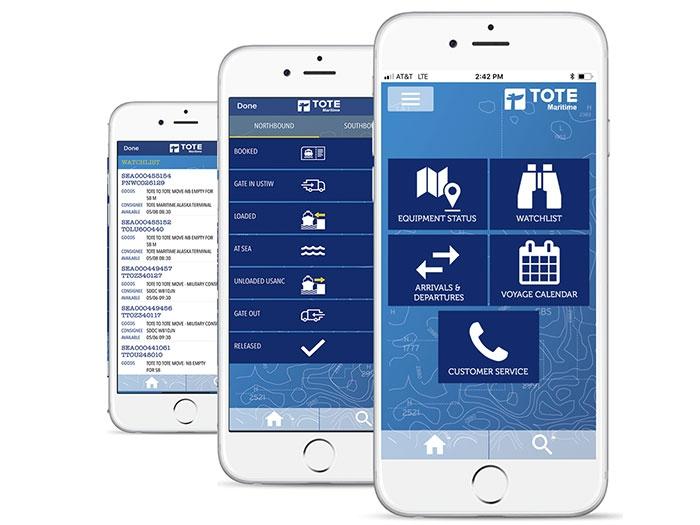 Tote Mobile App