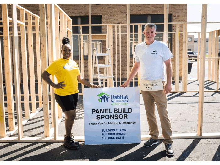 Dometic partners with Habitat for Humanity - Marine Log