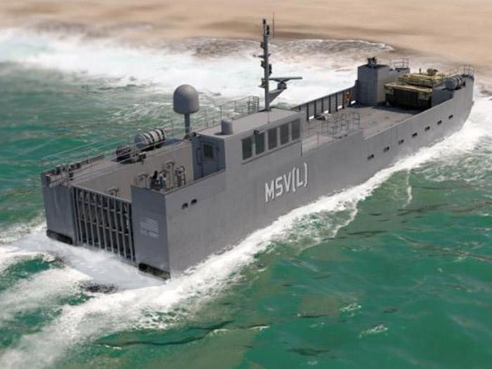 Maneuver Support Vessel (Light) Archives - Marine Log