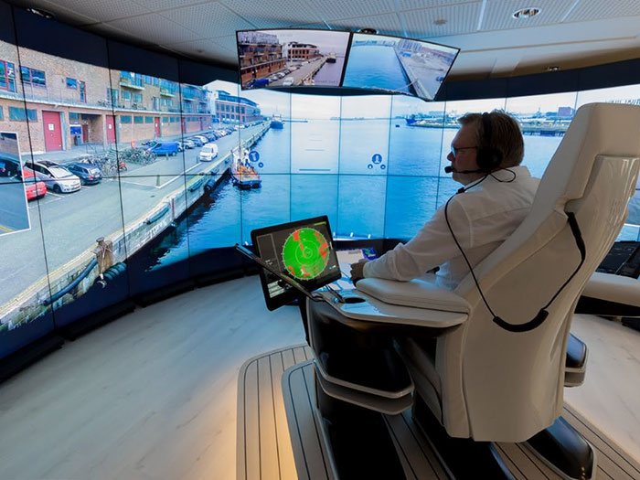 Technology Management Image: Seafarers And Digital Disruption, Sorting Fact From