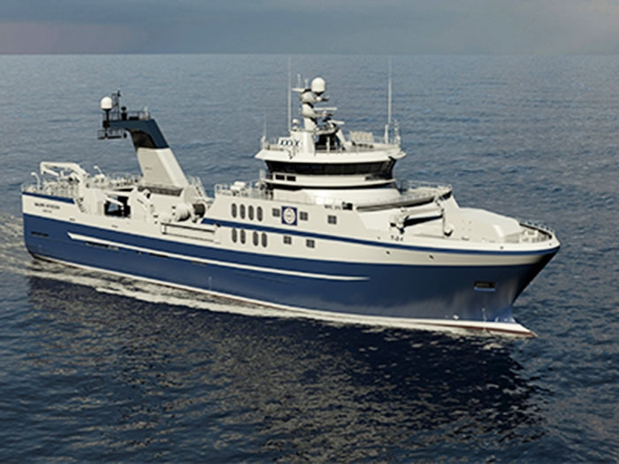 Rolls-Royce to design and equip advanced stern trawler