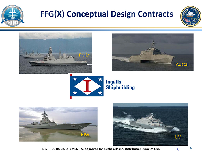 Navy takes another step towards FFG (X) procurement - Marine Log