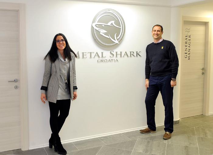 Metal Shark Croatia staff