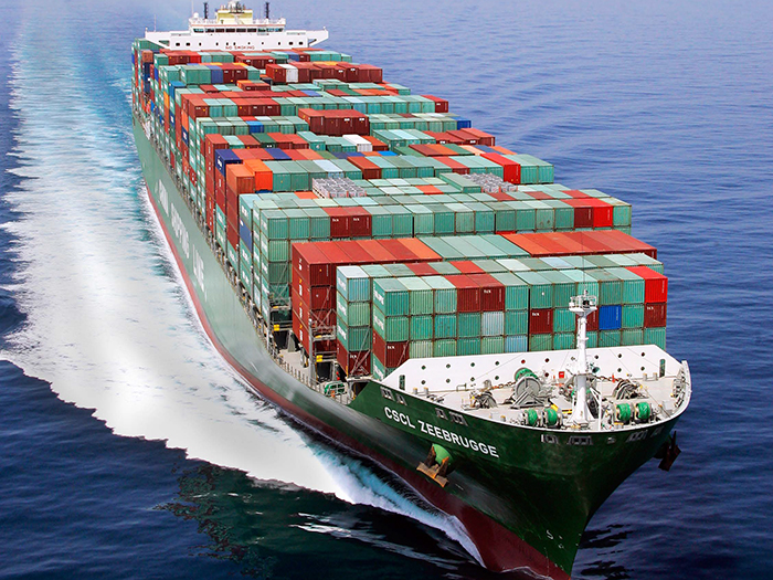 Seaspan containership