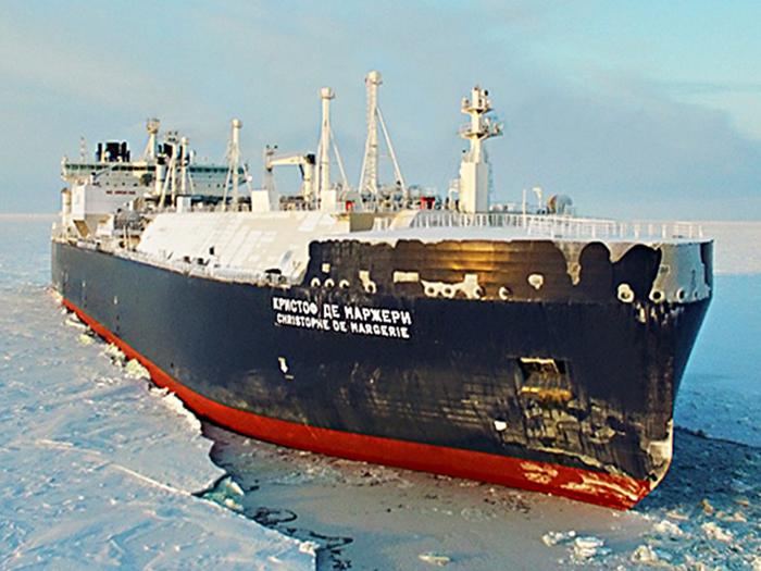 Actic LNG tanker