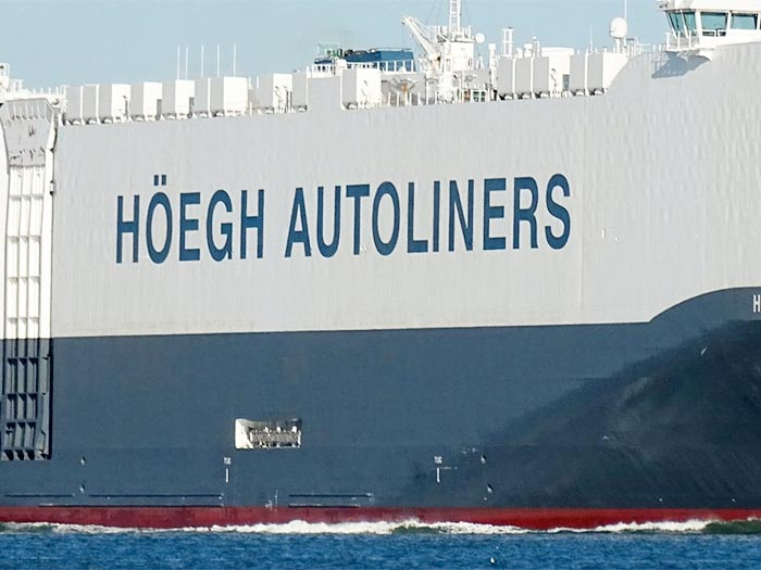 Two former Höegh Autoliners execs indicted - Marine Log