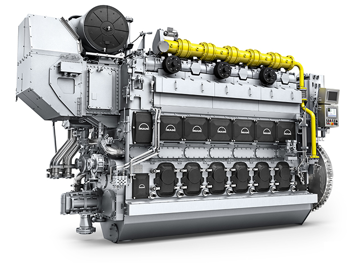Image of engine