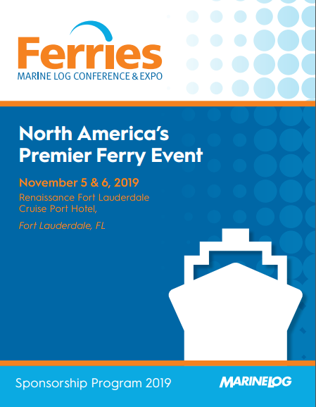 Ferries 2019 conference & expo - Marine Log