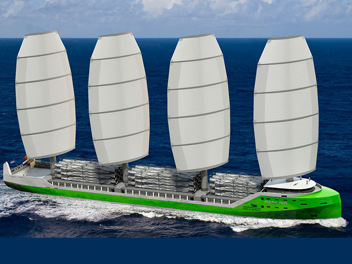 Project Aims To Ease Path To Wind Assisted Ship Propulsion Marine Log