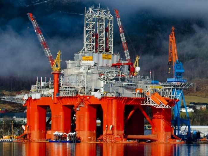 Transocean rig is world's first hybrid floating drilling ... |Transocean Shell Rigs
