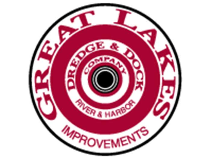 Great lakes Dredge & Dock Logo