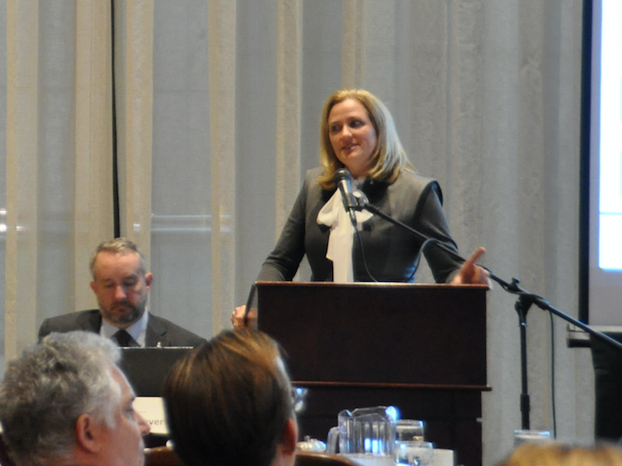 Lois Zabrocky, CMA Commodore of the Year