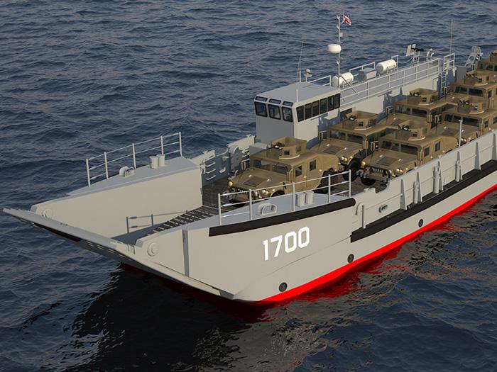 Navy awards Swiftships $50.1 million for four more landing craft - Marine  Log