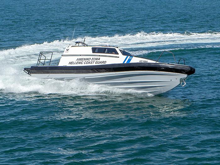 Viking livre le premier des trois bateaux ambulanciers pour les îles grecques