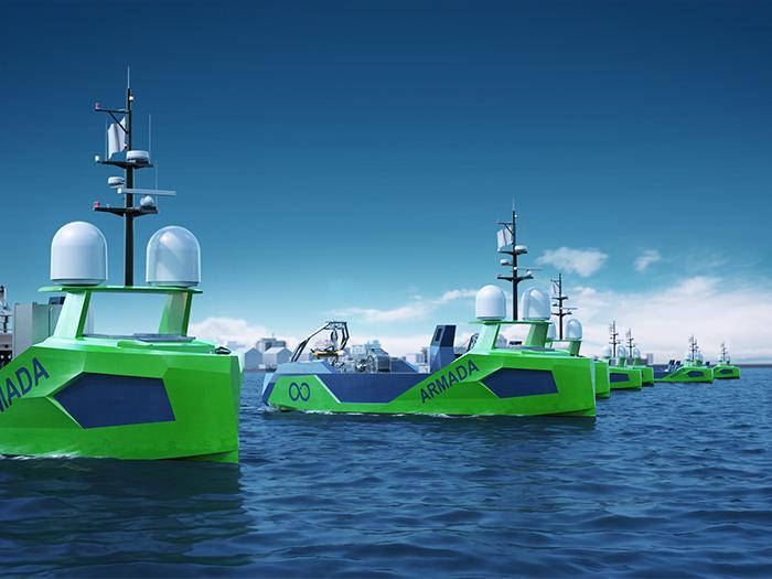 Robotic vessels