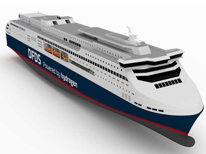 Partnership aims to develop hydrogen powered ferry for Oslo-Copenhagen -  Marine Log