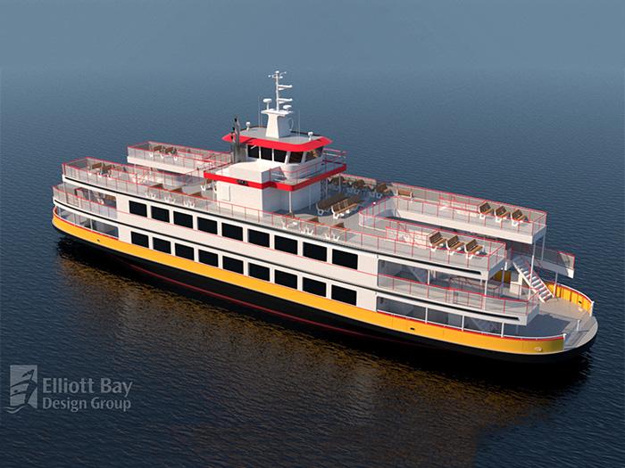 Casco Bay Line Ferry