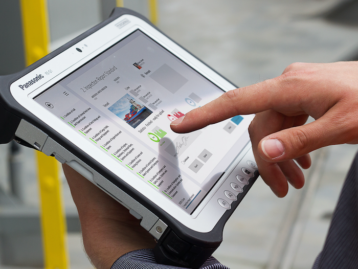 Digitalization in maritime shipping