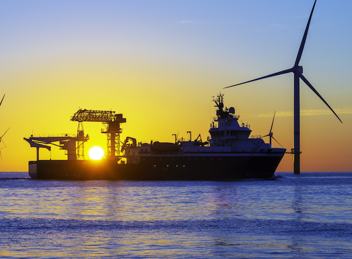 Crowley Maritime's Offshore Wind Plan