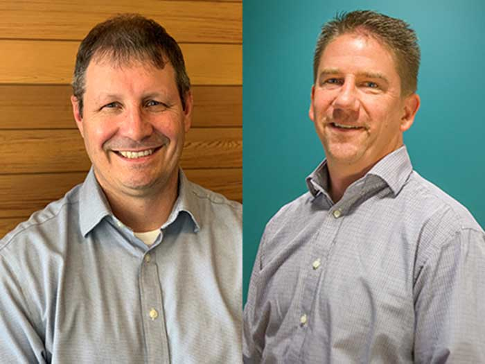 John Reeves and Michael Complita have been promotedto new leadership roles at marine engineering and naval architect firm EBDG