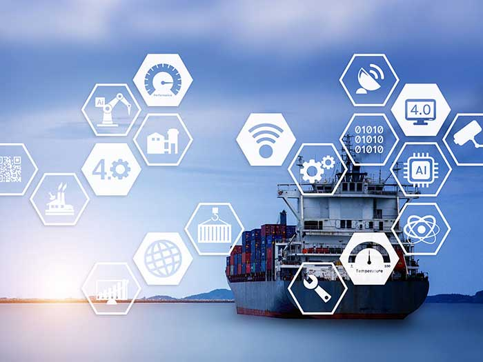 Fleet Connect provides Certified Applcation Providers with dedicated connection to thousands of vessels in real-time.