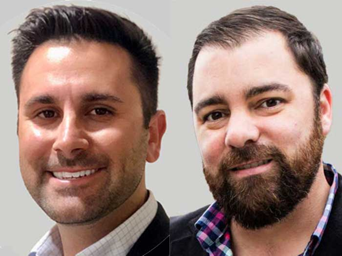Bradley Matte and Lance Lapeyrouse join Laborde Products