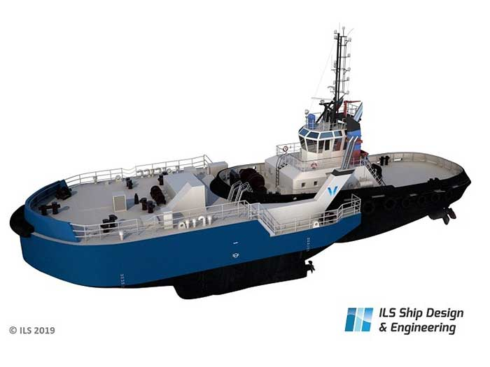 The ILS DIBB, with its independent power plant, allows icebreaking to become a modular capability that can be added to new and existing ships as and when required