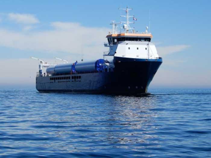 Eleanor multipurpose vessel