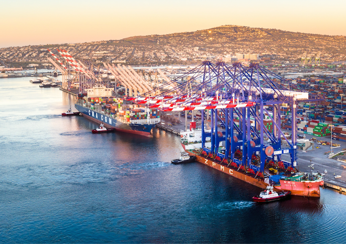 Fenix Marine, a terminal operator based out of the Port of Los Angeles/Long Beach worked with ACT Commodities