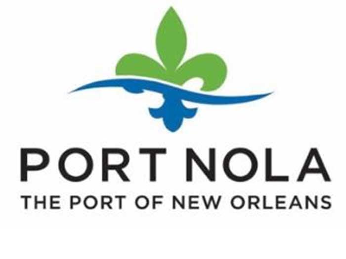 Port NOLA logo