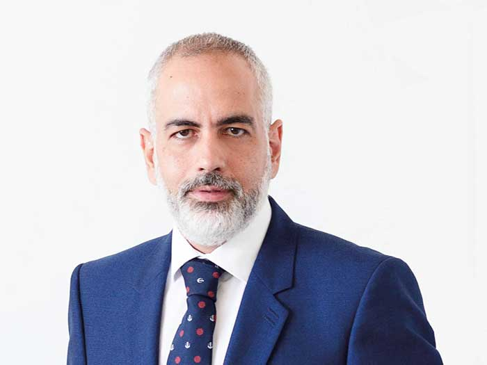 """Vassilios Demetriades, Cyprus Shipping Deputy Minister: """"We remain committed to finding a realistic approach to a global seafarer vaccination program."""""""