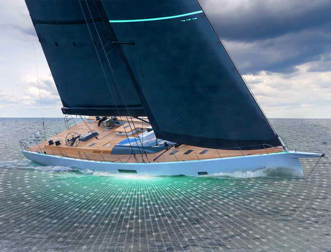 BAE Systems has been selected by Southern Wind to provide the electric-hybrid power and propulsion system for a new high-performance superyacht.