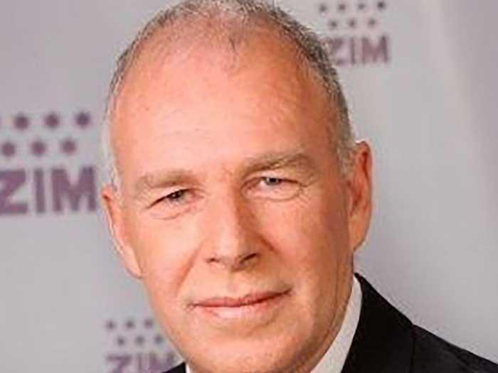 ZIM CEO