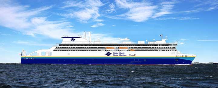 Stena Eflexer vessel