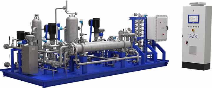 Alfa Laval Fuel Conditioning Module for Methanol