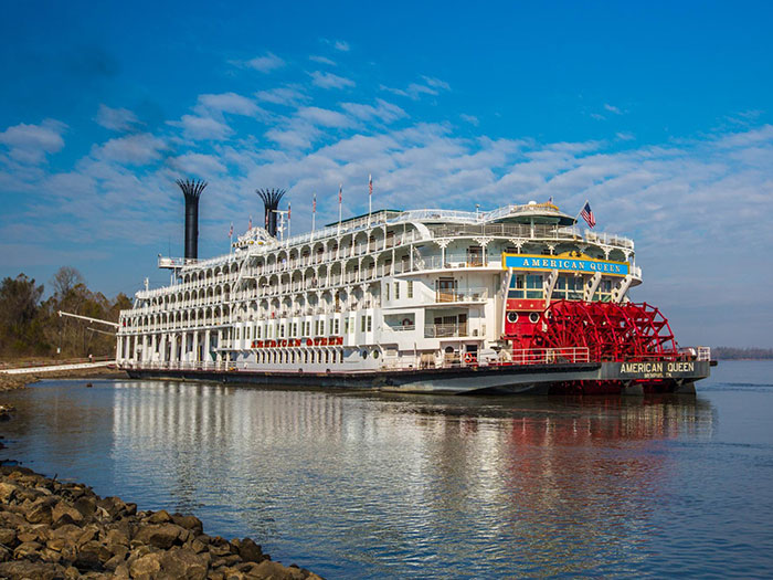 American Queen is world's largest sternh