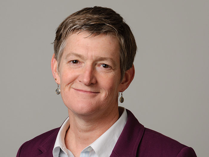 Amy Donahue is first provost of U.S. coast Guatd Academy