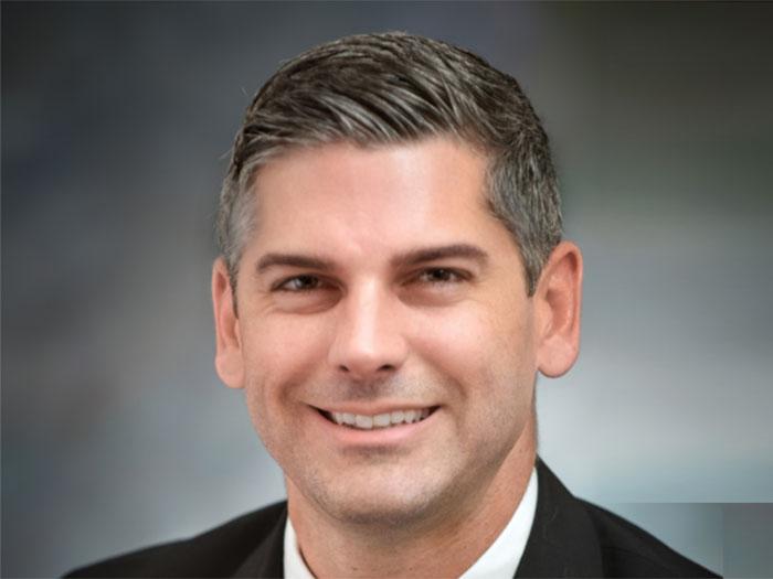 Chris Dearing, director of engineering, Callan Marine.